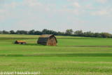 Shed & Barn on the Rolling Prairies