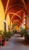 Corridor, Cloisters, Querétaro, Mex.
