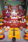 Day-of-the-Dead Altar, Querétaro, Mex.