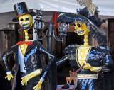 A Handsome Couple!, Querétaro, Mexico