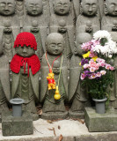 Child Statues of Buddha, Hasedera Temple
