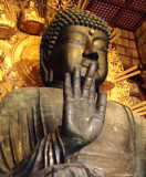 Very Large Buddha, Tadaiji Temple, Nara