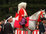 Annual Parade of Jidai Matsuri, Imperial Grounds, Kyoto