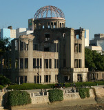 Actual Building Hit by Atomic Bomb, Hiroshima