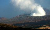 Mt. Aso Volcano, with world's largest caldera
