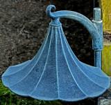Lamp for garden