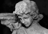 Granite angel