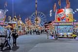 L.A. Fair at Night