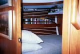 forward cabin berth, to port