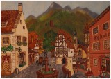 KIKI Oil Painting