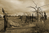 Virginia City Cemetery, Nevada