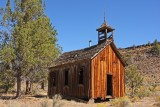 Old Church (?) on Warm Springs