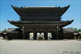East Honganji Temple, Kyoto