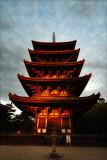 Nara (Koufukuji Temple, Todaiji Temple, Nara Tokae)