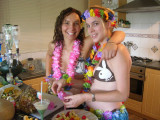 Anna n Megan's B'day party