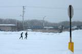 Pedestrians  ~  March 2