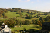 View from Townend