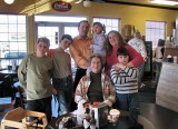 Guy, Shirlee, family plus Grandma