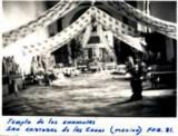 Fotografía del interior del recinto, tomada por Juan Carrillo