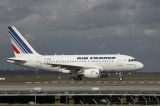 Airbus A318 Air France F-GUGR