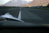 Landung in Mollis