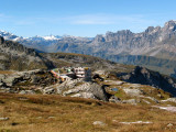 Leglerhütte SAC 2273 m.ü.M.