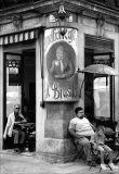 Cafe scene in Braga