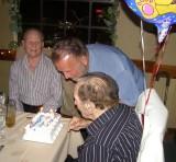 Sam's 87th Birthday