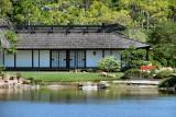 Morikami teahouse