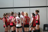 Girls 15U Red Hawks