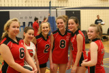 Girls 16U Red Hawks