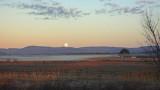 'Moon Set at Sun Rise'