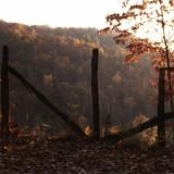 Blue Ridge Misty Morning