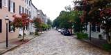 Charleston Peninisula Street in Rain