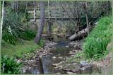 Aldgate creek and bridge