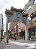 Quartier Chinois de Montréal en couleurs