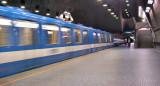 Mon  metro arrive