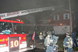Mary-1 Seltsam Rd. Fire (Bridgeport, CT) 10/31/06