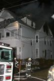 George St. Fire (New Haven, CT) 11/13/06