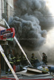 Summer St. Fire (Paterson, NJ) 1/17/07