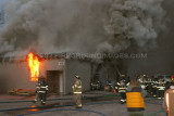 Pepper St. Warehouse Fire (Monroe, CT) 2/6/07