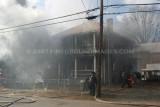 Hadley St. Fire (Bridgeport, CT) 2/12/07