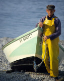 French Fisherman Etratat