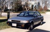 1988 Toyota Corolla & Matt Schafer's old House, Tudor Close E. Sarnia