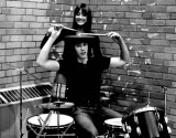 Peter Lacey (a real sex cymbal) and Mary Shay