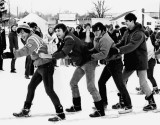 Bill Anderson , Randy marshmallow head Kinnear , Roy Bauslaugh and Gary Robinson