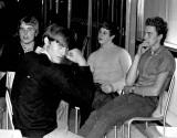 Don Dobie, Bob Gloweski, Ian Madge, Ken Olmstead