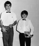 Billy Gauld & Dougie Brooker