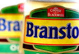 May 6 2007:   Bring Out The Branston!