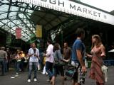 Borough Market Bustle